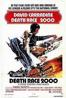 poster Death Race 2000 (1975)