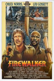 poster Firewalker (1986)
