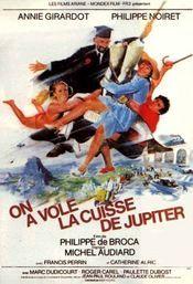 poster On a vole la cuisse de Jupiter (1980)