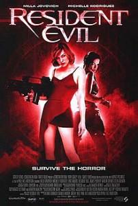 poster Resident Evil (2002)
