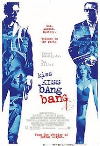 poster Kiss Kiss Bang Bang (2005)