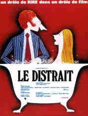 poster Le Distrait (1970)