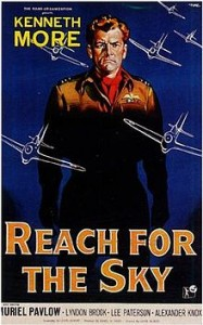 poster Reach For The Sky (1956)