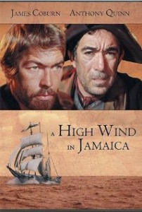 poster A High Wind in Jamaica (1965)