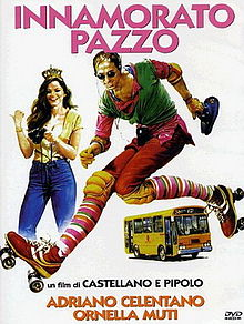 poster Innamorato Pazzo (1981)