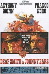 poster Los Amigos Deaf Smith & Johnny Ears (1973)