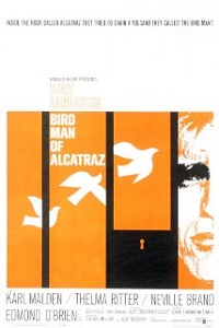 poster Birdman Of Alcatraz (1962)