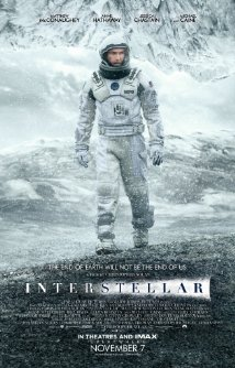 poster Interstellar (2014)