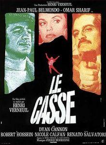 poster Le Casse (1971)
