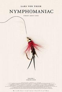 poster Nymphomaniac Vol.I & II (2013)