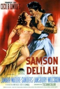 poster Samson And Delilah (1949)