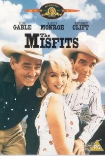 poster The Misfits (1961)