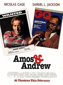 poster Amos & Andrew (1993)