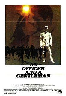 poster An Officer And A Gentleman (1982)
