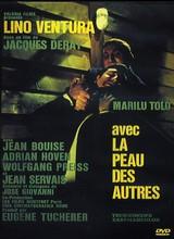 poster Avec la peau des autres (1966)