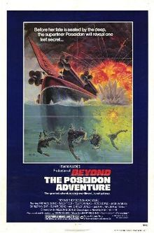 poster Beyond The Poseidon Adventure (1979)