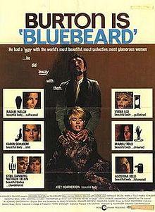 poster Bluebeard (1972)