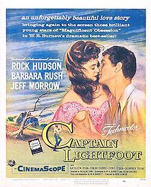 poster Captain Lightfoot (1955)