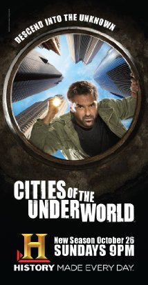 poster Cities of the Underworld (2007)