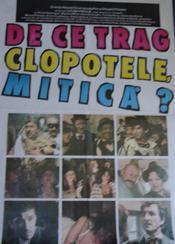 poster De ce trag clopotele, Mitică (1981)