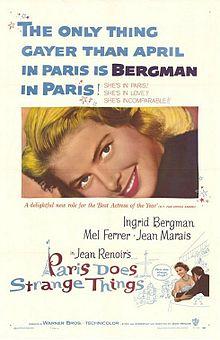 poster Elena et les hommes (1956)
