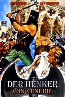 poster Il boia di Venezia (1963)