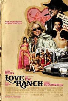 poster Love Ranch (2010)