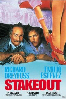 poster Stakeout (1987)