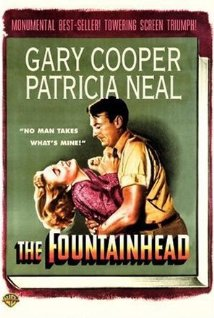 poster The Fountainhead (1949)
