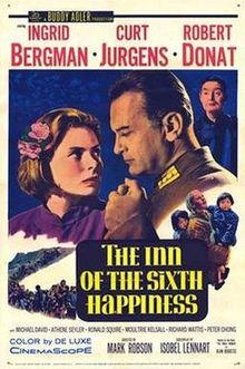 poster The Inn of the Sixth Happiness (1958)