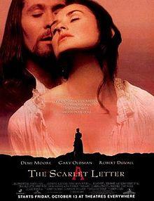 poster The Scarlet Letter (1995)