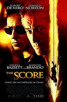 poster The Score (2001)