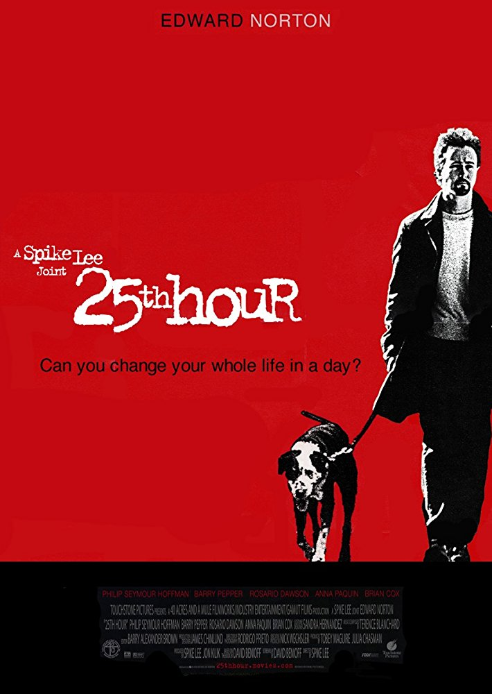 poster 25th Hour (2002)