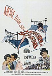 poster A Breath of Scandal (1960)