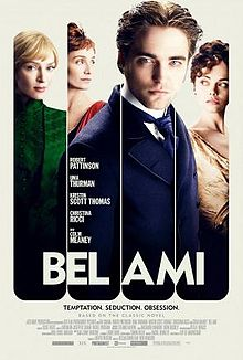 poster Bel Ami (2012)