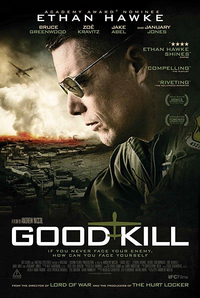 poster Good Kill (2014)