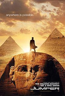 poster Jumper (2008)