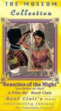 poster Les belles de nuit (1952)