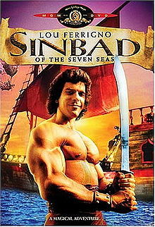 poster Sinbad of the Seven Seas (1989)
