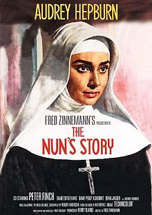 poster The Nun's Story (1959)