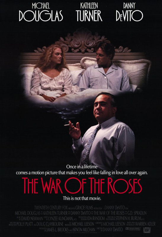 poster The War of the Roses (1989)