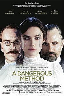 poster A Dangerous Method (2011)