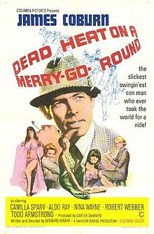poster Dead Heat on a Merry-Go-Round (1966)