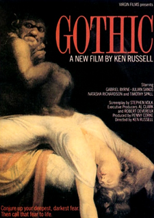 poster Gothic (1986)
