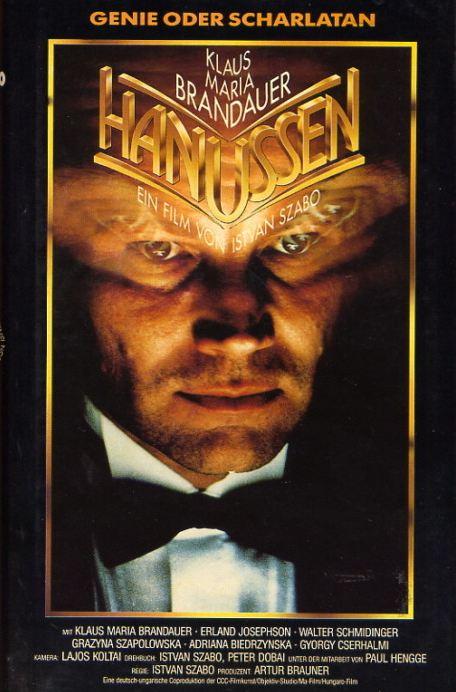 poster Hanussen (1988)