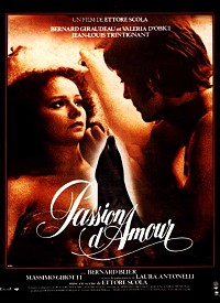 poster Passion of Love (1981)