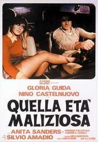 poster Quella Eta Maliziosa (1975)