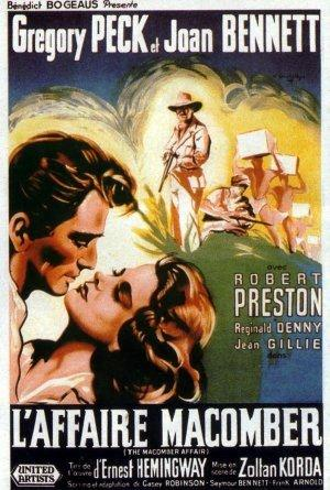 poster The Macomber Affair (1947)