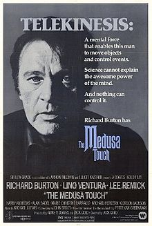 poster The Medusa Touch (1978)