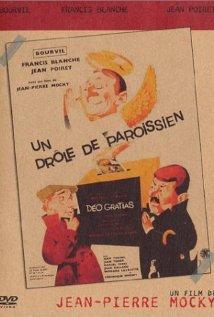 poster Un Drole De Paroissien (1963)